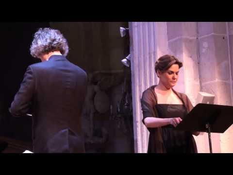 "Roberta Mameli ""Aria di Euridice"" (Gluck)"