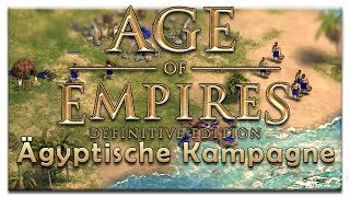 Neues Ägypten | Let's Play Age Of Empires Definitive Edition | Angespielt | [HD] | Deutsch