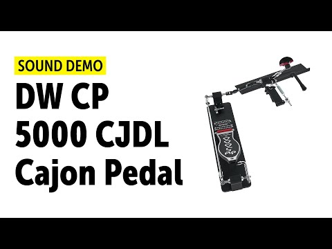 Drum Workshop DWCP500CJDL 5000CJDL Direct Link Cajon Pedal