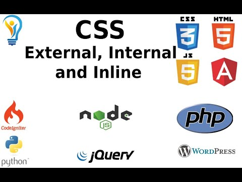 How To Add CSS In HTML