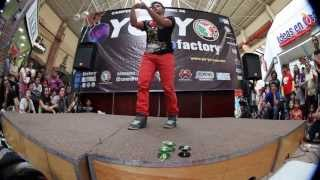 YoYoFactory Presents: Paul Kerbel 2013 Mexico National Champion 1st Place *unofficial angle*