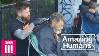 The Barber Changing The Lives Of Homeless People One Haircut At A Time