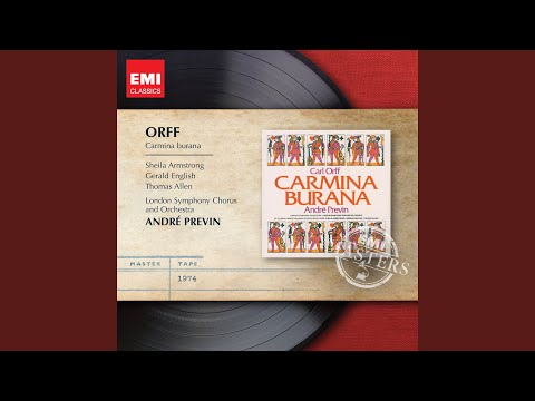 "Carmina Burana: Introduction, Fortuna Imperatrix Mundi, No. 1 ""O Fortuna"" (Chorus)"