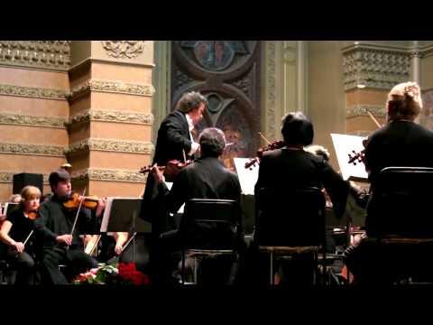 Чайковский П. И. Серенада для струнного оркестра.