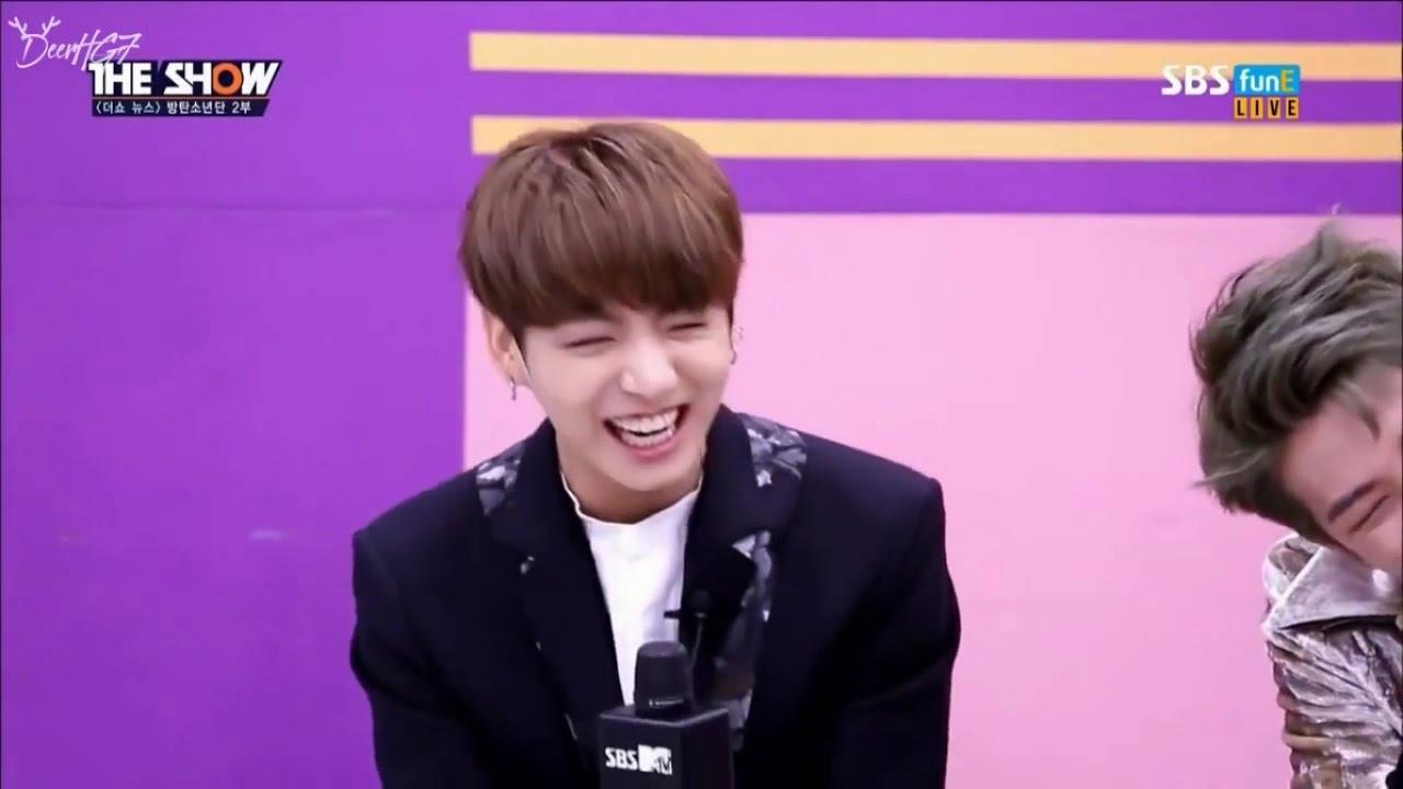 Jungkook Laughing