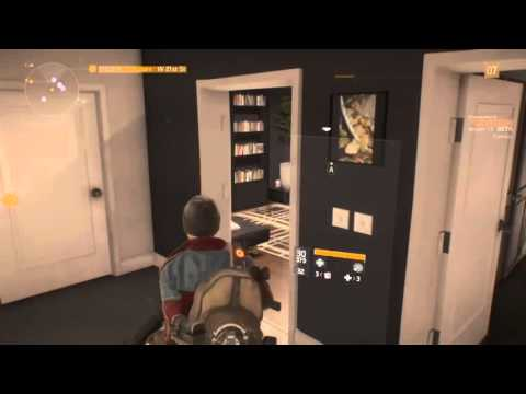 The Division beta: Searching apartments