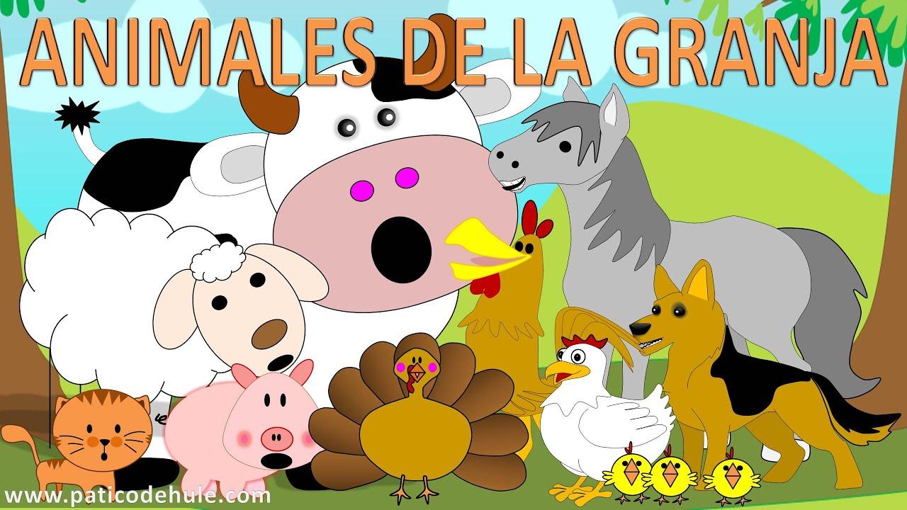 Resultado de imagen para animales de la granja