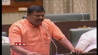 BJP MLA Raja Singh Advice To KCR over Medical College Professor Age | Telangana Assembly 2019