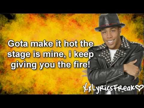 Matthew Mdot Finley-Fire (With Lyrics) HD