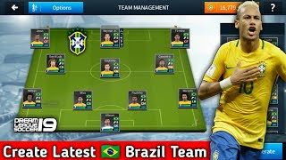 Welcome everyone to our channel gametube360. this video is about how create brazil team in dream league soccer 2018 full tutorial with android and ios gam...
