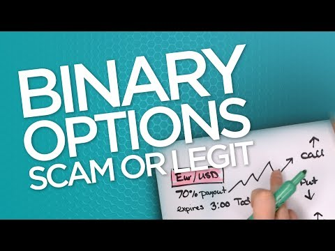 Ep 141: Binary Options - Scam or Legit?