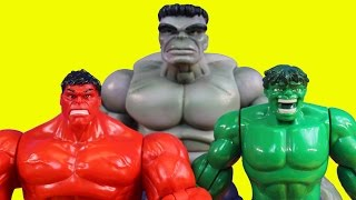 Hulk Smash Brothers Smash Dad Disney Pixar Cars Lightning McQueen & Mater Go Smashing Imaginext Toys