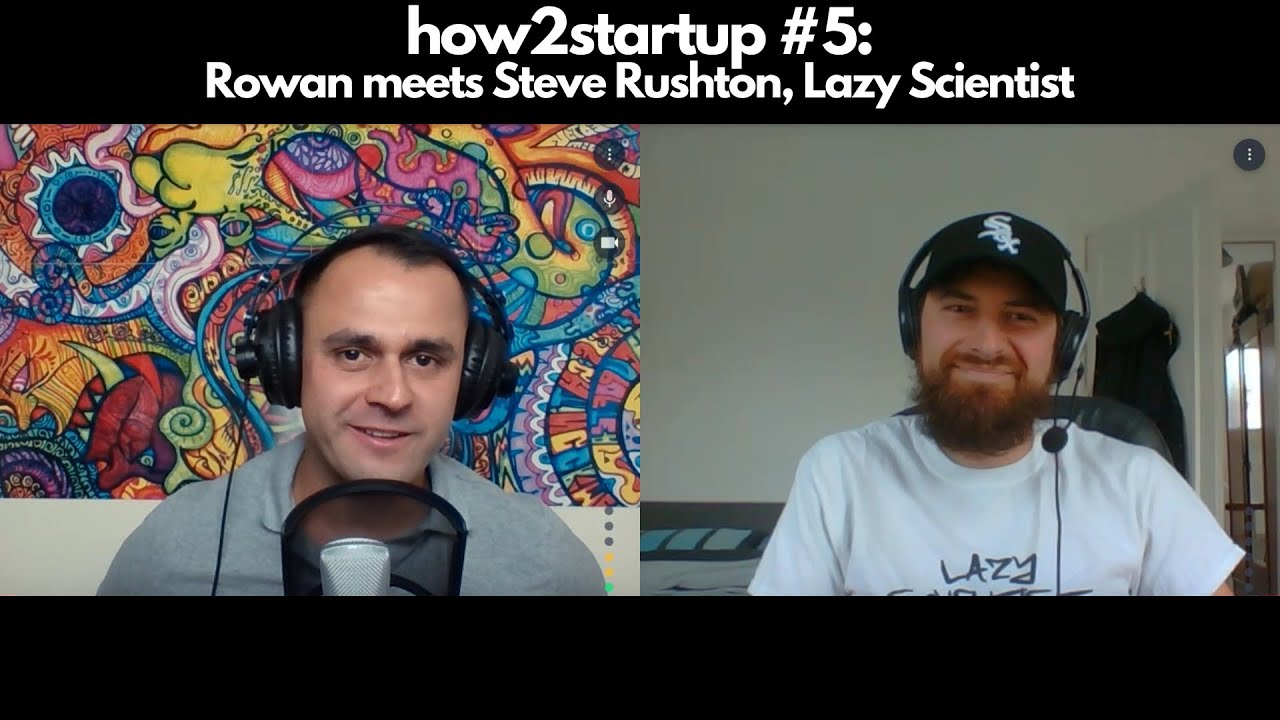 Getting Saucy With Rowan of How2startup
