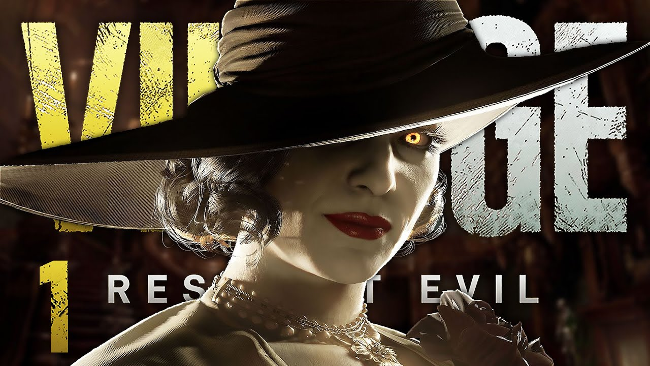 Download THE LADY AWAITS | Resident Evil: Village - Part 1