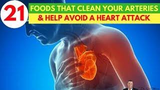 🍏🍉21 Foods That Are Clinically Proven To Clean Your Arteries & Help Avoid A Heart Attack or Stroke🍅🥑 thumbnail