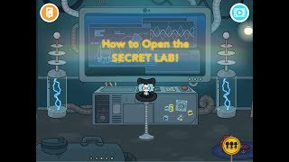 How to Open the Secret Lab in Toca Hospital