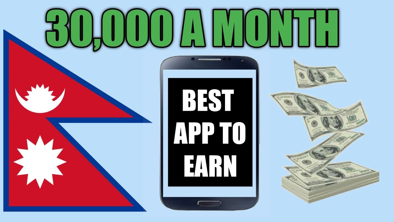 Earn 30,000 A Month - Make Money Online In Nepal 2019 - Best Online Job In Nepal 2019
