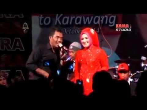 Pantun Cinta   Evi Tamala Feat Iman Kia  Mahaswara Musik Indonesia