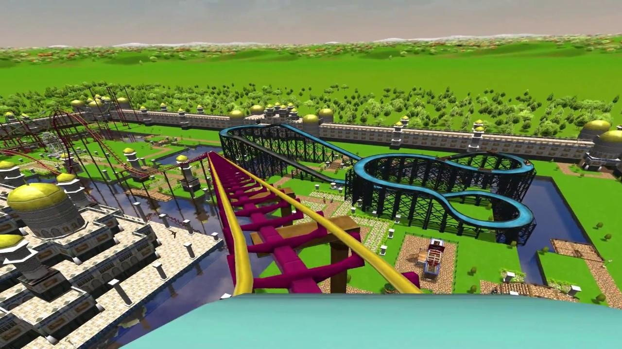 Safari Animal Wallpaper Rollercoaster Tycoon 3 Gameplay Hd 1080p Youtube