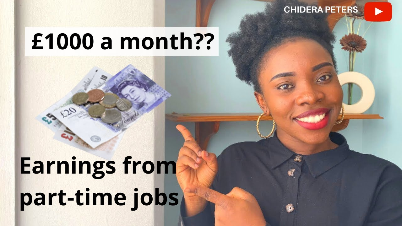 Download How much can you earn as an International Student in the UK? My Earnings from Part-time Jobs