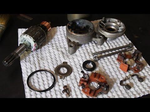 Reparar motor de arranque valeo