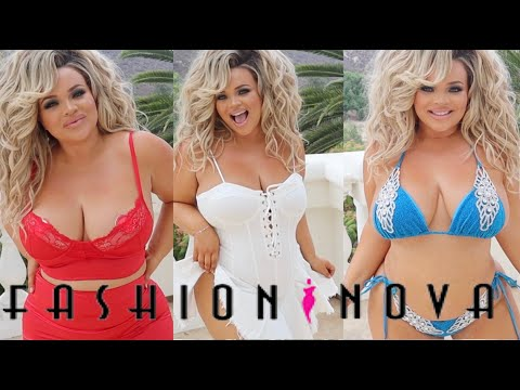 HOT SUMMER SETS FROM FASHION NOVA CURVE (TRY ON HAUL)