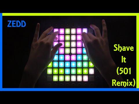 ZEDD - Shave It (501 Remix) - Launchpad PRO Cover + Project File