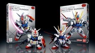 SD GUNDAM EX-STANDARD PV