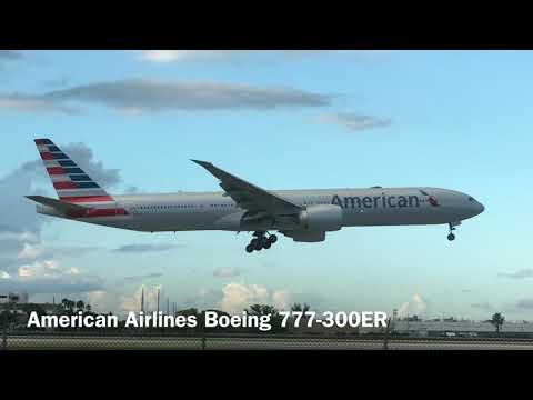Miami Airport Spotting November 2017