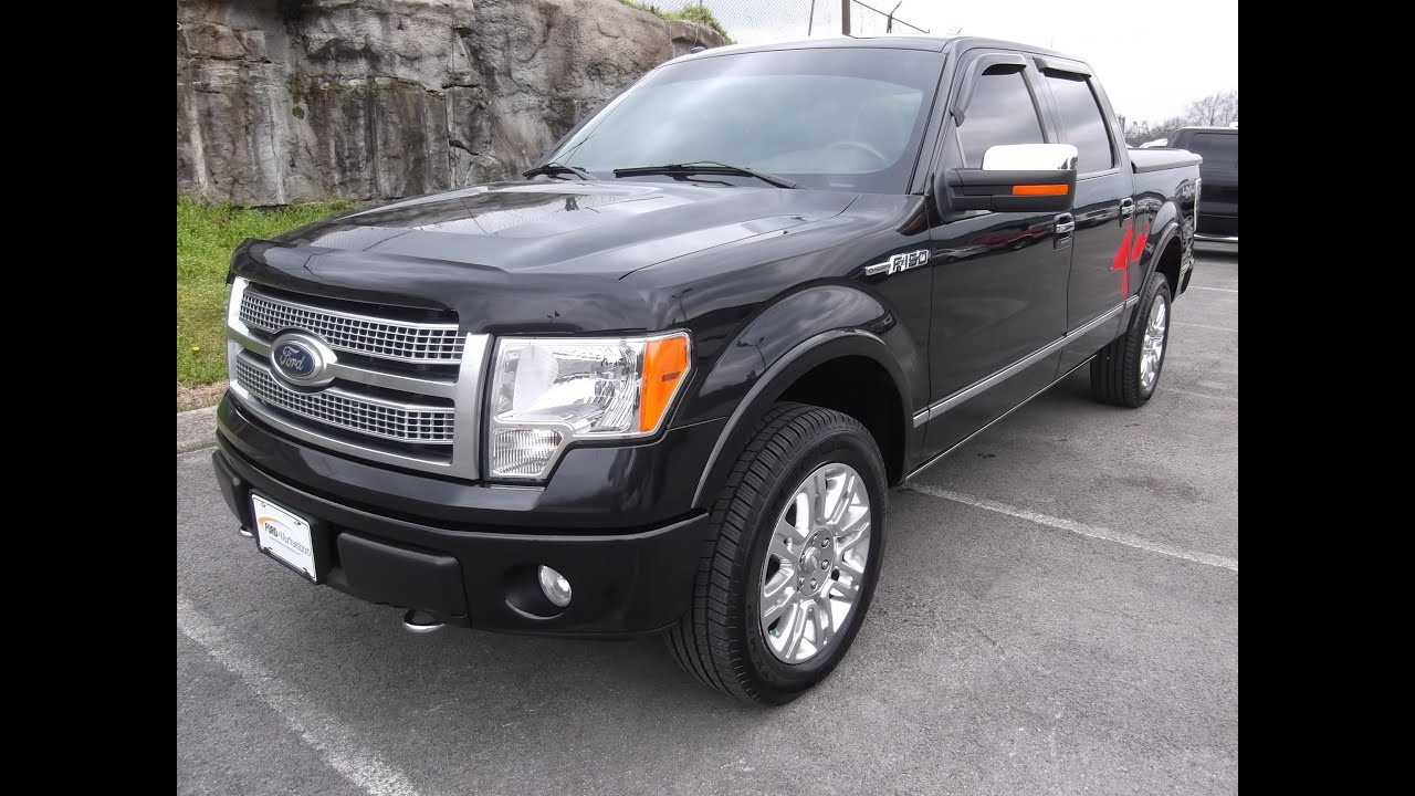 ford f 150 platinum supercrew 4x4 tuxedo black certified ford of murfreesboro 888 439. Black Bedroom Furniture Sets. Home Design Ideas