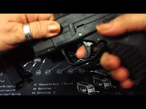 XDS .45 Slide is stuck FIXED