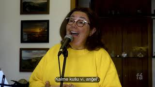 Ĝis alvenos la mateno - Alta tajdo - (originala lulkanto en Esperanto)