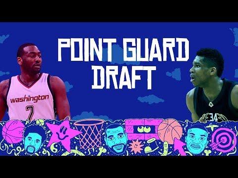 Point Guard Draft | NBA Previewpalooza | The Ringer
