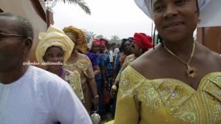 Vlog   Ify Yvonne (naijagoddess) & Chris Traditional Nigerian  Marriage trailer video, Anambra State