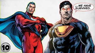 Top 10 Scary Alternate Superman Stories Part 2
