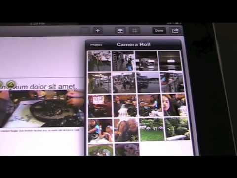 Quark DesignPad for Apple iPad