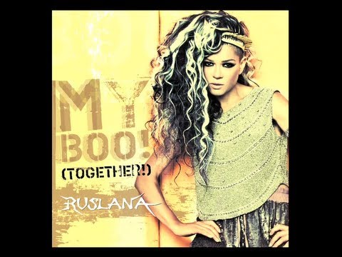 Ruslana - My Boo! (Together!) - Album Teaser (2013)