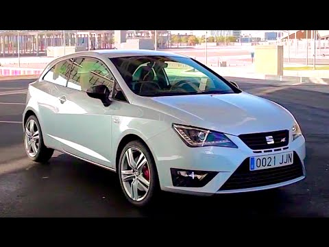 new seat ibiza cupra 2016 first test drive youtube. Black Bedroom Furniture Sets. Home Design Ideas