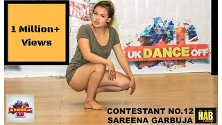 UK DANCE OFF 2017 [contestant No.12 Sareena Garbuja ]