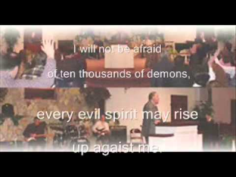 Thou oh Lord are a Shield for me with Lyrics]   Harry Reagan & Joel Younce (Psalm 3)