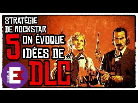 RED DEAD REDEMPTION 2 ON ÉVOQUE 5 POSSIBLES DLC DU MODE HISTOIRE thumbnail