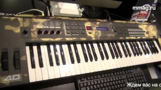mmag.ru: Musikmesse 2015 - Yamaha MX - новый стиль синтезаторов