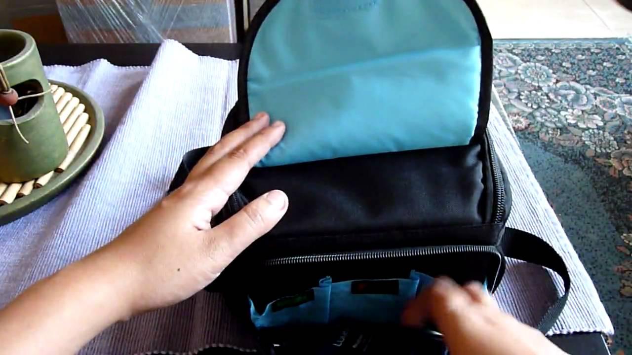 aa6b902fa7844 Hama camera bag - YouTube