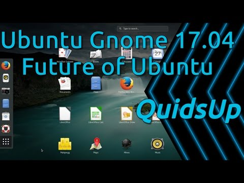 Ubuntu Gnome 17.04 Review – Future of Ubuntu