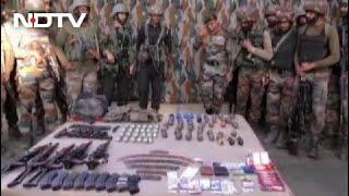 Infiltration Bid Foiled Near Line Of Control In J&K, 3 Terrorists Killed