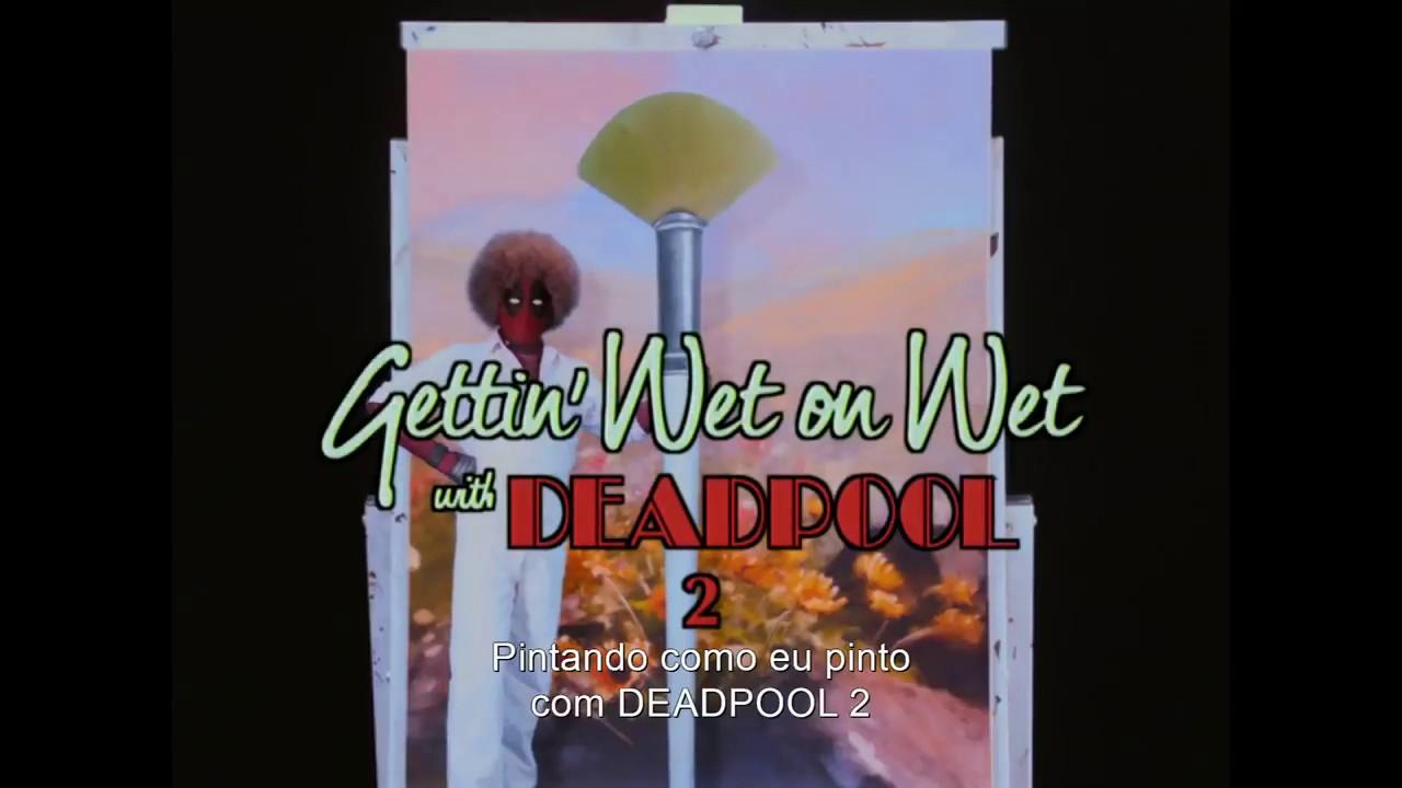DEADPOOL 2 Official Teaser Trailer #2 (2018) Ryan Reynolds Superhero Movie HD