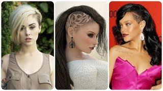20 pomysłów na nowoczesne wygolone fryzury damskie