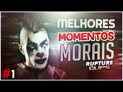 #1 MORAIS: TWITCH MELHORES MOMENTOS