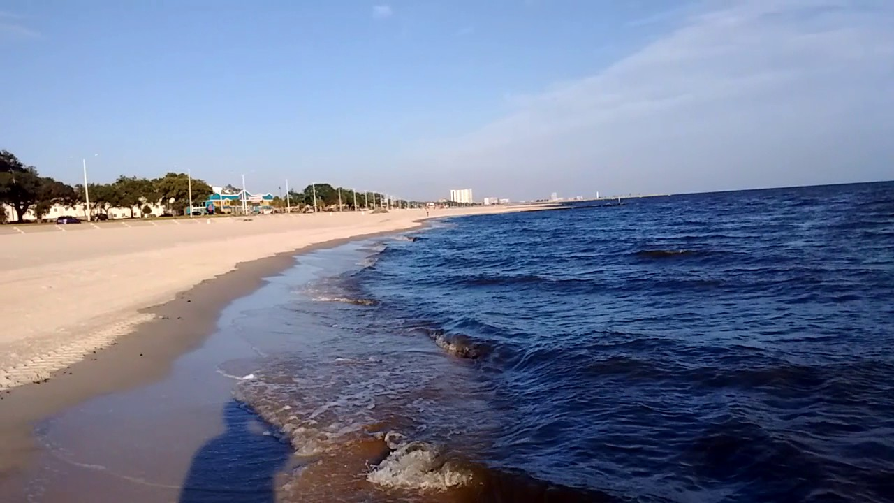 Biloxi Mississippi Beaches Youtube