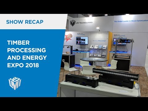 Timber Processing and Energy Expo 2018 Recap | LMI Technologies